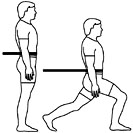 Lower Body Elastic Exercise